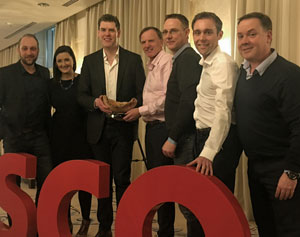 Logicalis named Cisco Premier Partner of the Year